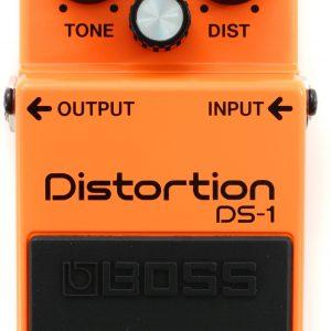 BOSS DS-1 Distortion Pedal