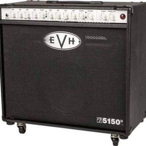 EVH® 5150 III 1x12 50 Watt All Tube Combo Amplifier Black