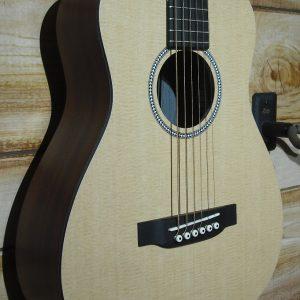 Martin LXM Little Martin Mini Acoustic Guitar Natural w/Gigbag