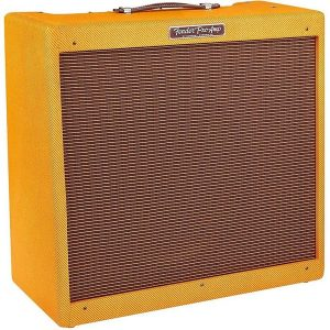 "Fender® '57 Custom Pro-Amp 1x15"" Combo Amp 26 Watts Lacquered Tweed"